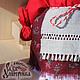 Обереги, талисманы, амулеты ручной работы. Кукла-оберег Берегиня дома (Столбушка). Рада Дмитриева. Интернет-магазин Ярмарка Мастеров.