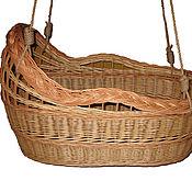Одежда детская handmade. Livemaster - original item Baby cradle.