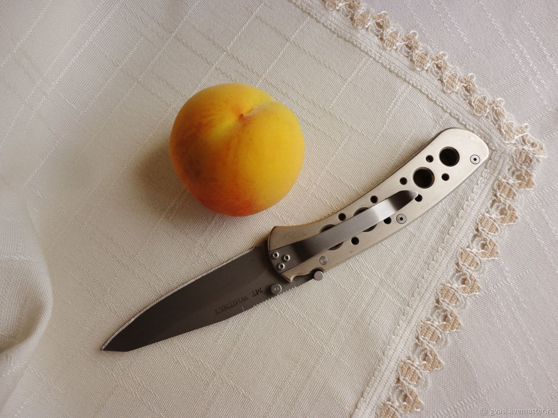 Винтаж: Складной нож MT Whitney. CRKT. Винтаж, Сувениры винтажные, Москва,  Фото №1