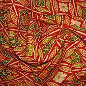 Ткани ручной работы. Ярмарка Мастеров - ручная работа Антикварная японская шерсть 70х гг. Handmade.