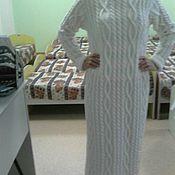 Одежда ручной работы. Ярмарка Мастеров - ручная работа Платье длинное. Handmade.
