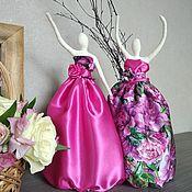 """Игрушки ручной работы. Ярмарка Мастеров - ручная работа Игрушки: Куклы-статуэтки """"Розовый пион"""". Handmade."""