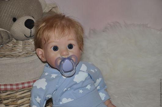 Куклы-младенцы и reborn ручной работы. Ярмарка Мастеров - ручная работа. Купить Кукла реборн Пикси. Handmade. Ольга шувалова