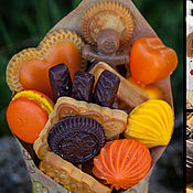 Косметика ручной работы handmade. Livemaster - original item Sweet bouquet of soap
