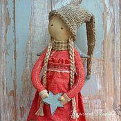 Куклы и игрушки ручной работы. Ярмарка Мастеров - ручная работа Звезда декабря. Handmade.