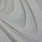 Материалы для творчества ручной работы. Ярмарка Мастеров - ручная работа 4 Кружевная ткань. Handmade.