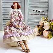 Куклы и игрушки ручной работы. Ярмарка Мастеров - ручная работа Тильда Ангел домашнего уюта. Handmade.