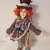 Куклы и пупсы ручной работы. Ярмарка Мастеров - ручная работа Безумный Шляпник. Handmade.