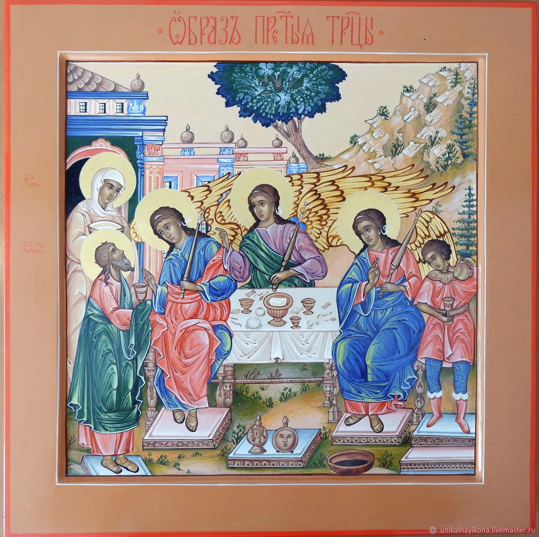 Ветхозаветная Святая Троица, Иконы, Кумертау,  Фото №1