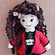 Человечки ручной работы. Ярмарка Мастеров - ручная работа. Купить Вязаня кукла Амигуруми - Майя. Handmade. Вязание крючком, холлофайбер