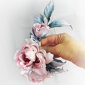 Украшения handmade. Livemaster - original item Rim with roses