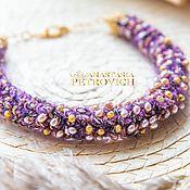 handmade. Livemaster - original item Necklace: