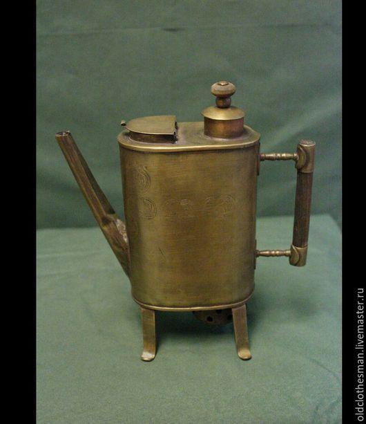 Винтажная посуда. Ярмарка Мастеров - ручная работа. Купить Дорожный самовар Шамарин. Handmade. Винтаж, коллекция