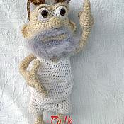 Куклы и игрушки handmade. Livemaster - original item Ded Moroz. Handmade.