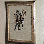 """Картины и панно ручной работы. Ярмарка Мастеров - ручная работа Картина """"Кавалер"""". Handmade."""