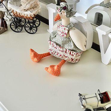 Куклы и игрушки ручной работы. Ярмарка Мастеров - ручная работа Гусена. Handmade.