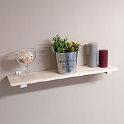 Для дома и интерьера handmade. Livemaster - original item Wall shelf in Scandinavian style. Handmade.