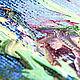 """Фантазийные сюжеты ручной работы. Картина """"Легенда о Единороге"""" (холст, масло). ЯРКИЕ КАРТИНЫ Наталии Ширяевой. Ярмарка Мастеров. Единорог"""