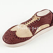 Материалы для творчества handmade. Livemaster - original item Silicone molds for soap Shoe. Handmade.