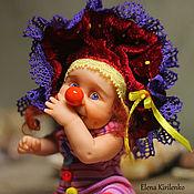 """Куклы и игрушки handmade. Livemaster - original item """"Beki"""". Handmade."""