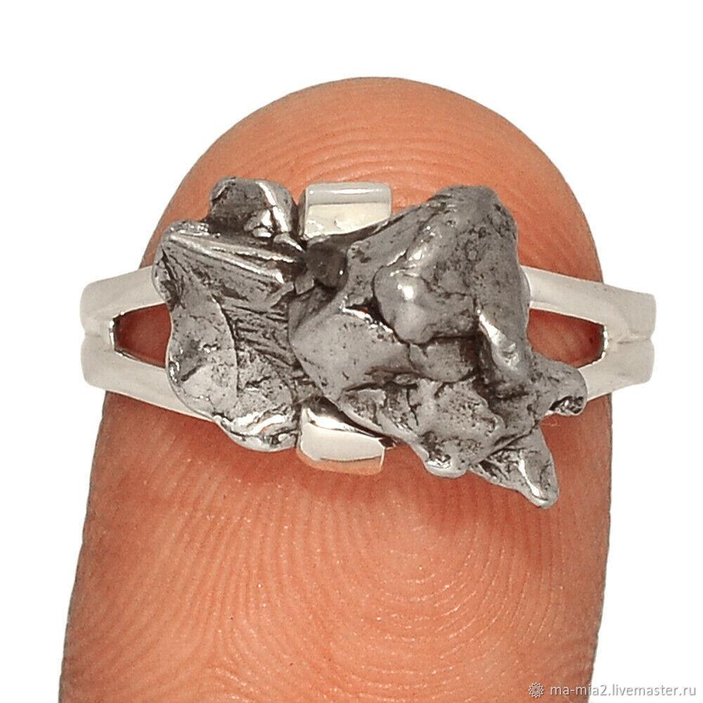 Кольцо Небесный странник.Метеорит, Кольца, Москва,  Фото №1