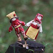 """Куклы и игрушки ручной работы. Ярмарка Мастеров - ручная работа Куколка """"Мировое древо"""". Handmade."""