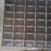 Для дома и интерьера ручной работы. Ярмарка Мастеров - ручная работа Пластиковая шкатулка (органайзер с выдвижными ящичками. Handmade.