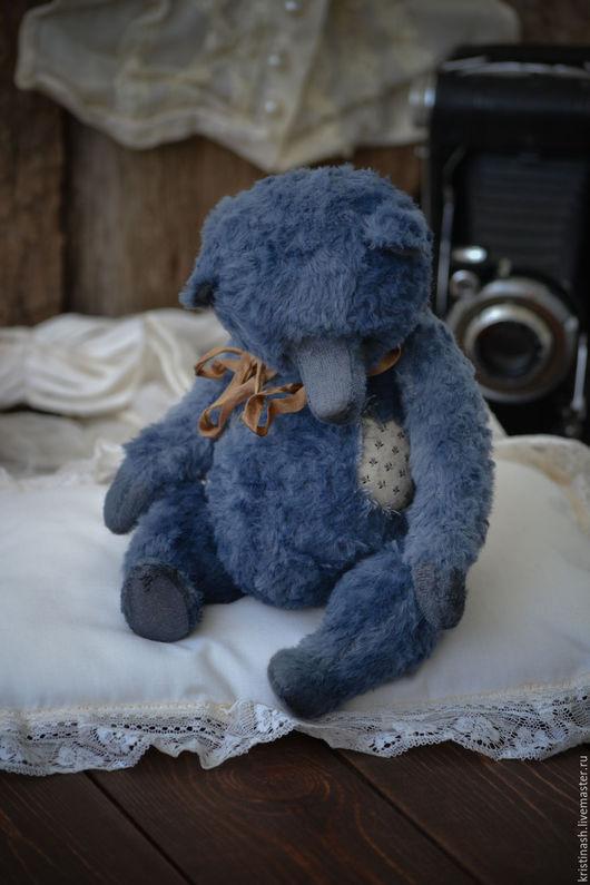 Мишки Тедди ручной работы. Ярмарка Мастеров - ручная работа. Купить Sky.... Handmade. Разноцветный, мишка тедди, старинный стиль