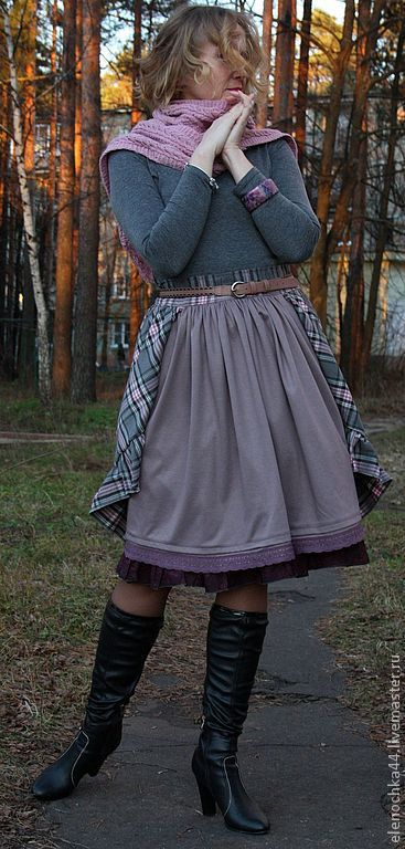 Ярмарка мастеров юбки бохо