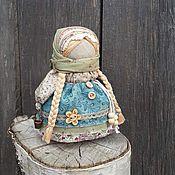 """Куклы и игрушки ручной работы. Ярмарка Мастеров - ручная работа Кукла-оберег """"Девочка с ведерком"""". Handmade."""