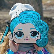 Классическая сумка ручной работы. Ярмарка Мастеров - ручная работа Сумка для девочки. Handmade.