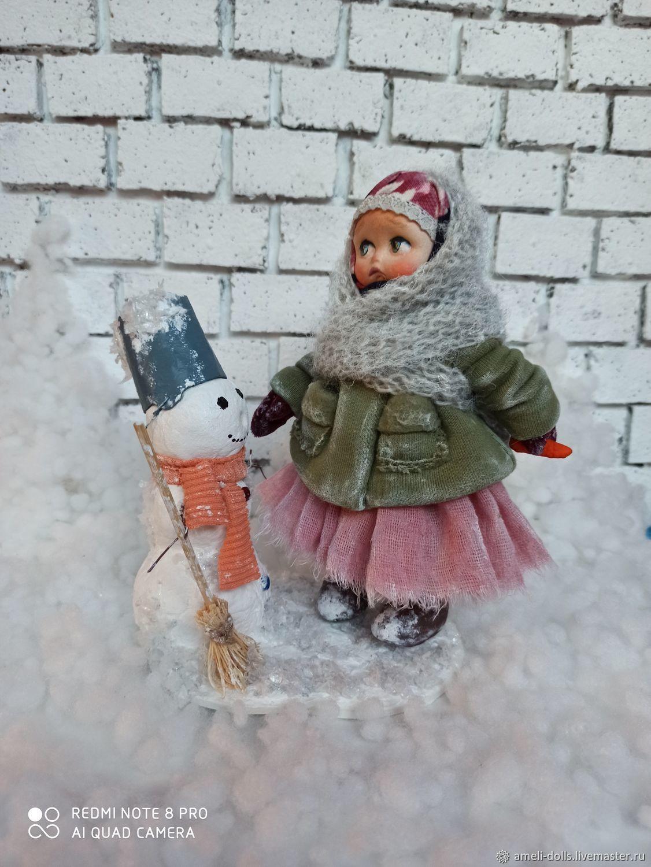 Катюша, Интерьерная кукла, Томск,  Фото №1