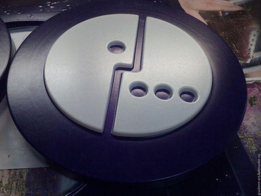 Формованный логотип мегафон, из полистирола, используется для  уличных вывесок.