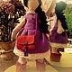 Коллекционные куклы ручной работы. Кукла большеножка! Очаровательные хулиганки:))). Юлия (dusha-moya). Интернет-магазин Ярмарка Мастеров. Большеножка