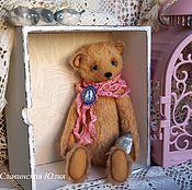 Куклы и игрушки ручной работы. Ярмарка Мастеров - ручная работа Мишка Тедди Паночка. Handmade.