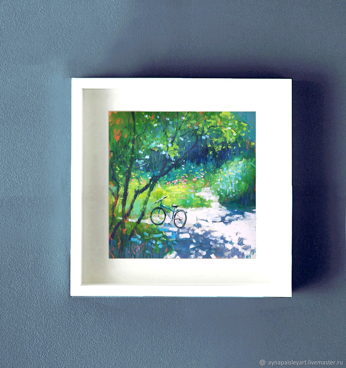 Sketch in gouache - a walk in the Park, Pictures, Moscow, Фото №1