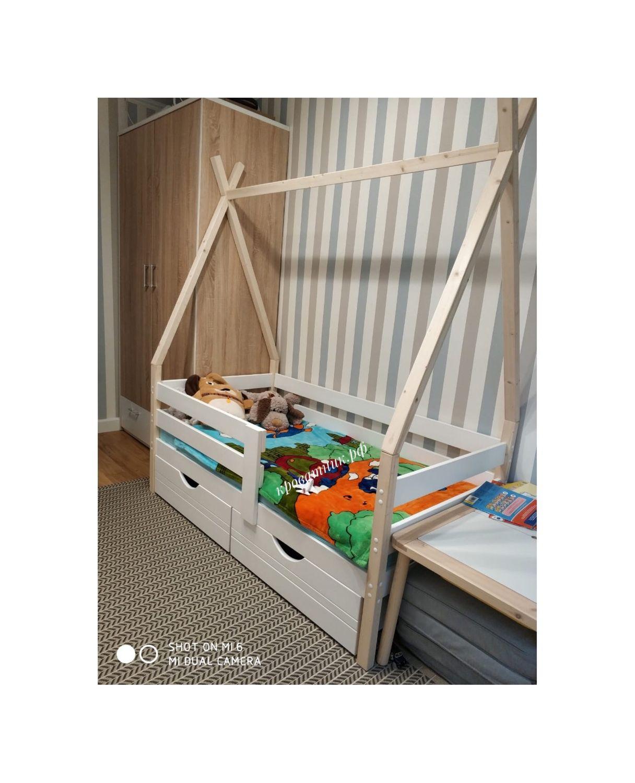 Детская кроватка вигвам, Кровати, Москва,  Фото №1