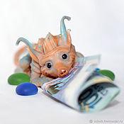 Куклы и игрушки ручной работы. Ярмарка Мастеров - ручная работа Melo the converter. Handmade.