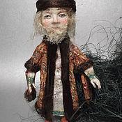 """Куклы и игрушки ручной работы. Ярмарка Мастеров - ручная работа """"сказка о царе Салтане"""" Царь, просто Салтан продано. Handmade."""