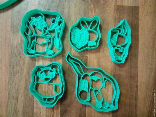 Кухня ручной работы. Ярмарка Мастеров - ручная работа. Купить Винни Пух (персонажи) - вырубка для печенья, пряников, мастики. Handmade.