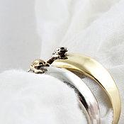 Украшения handmade. Livemaster - original item Engagement rings: