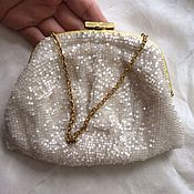 Винтаж ручной работы. Ярмарка Мастеров - ручная работа Винтажная  сумка. Handmade.