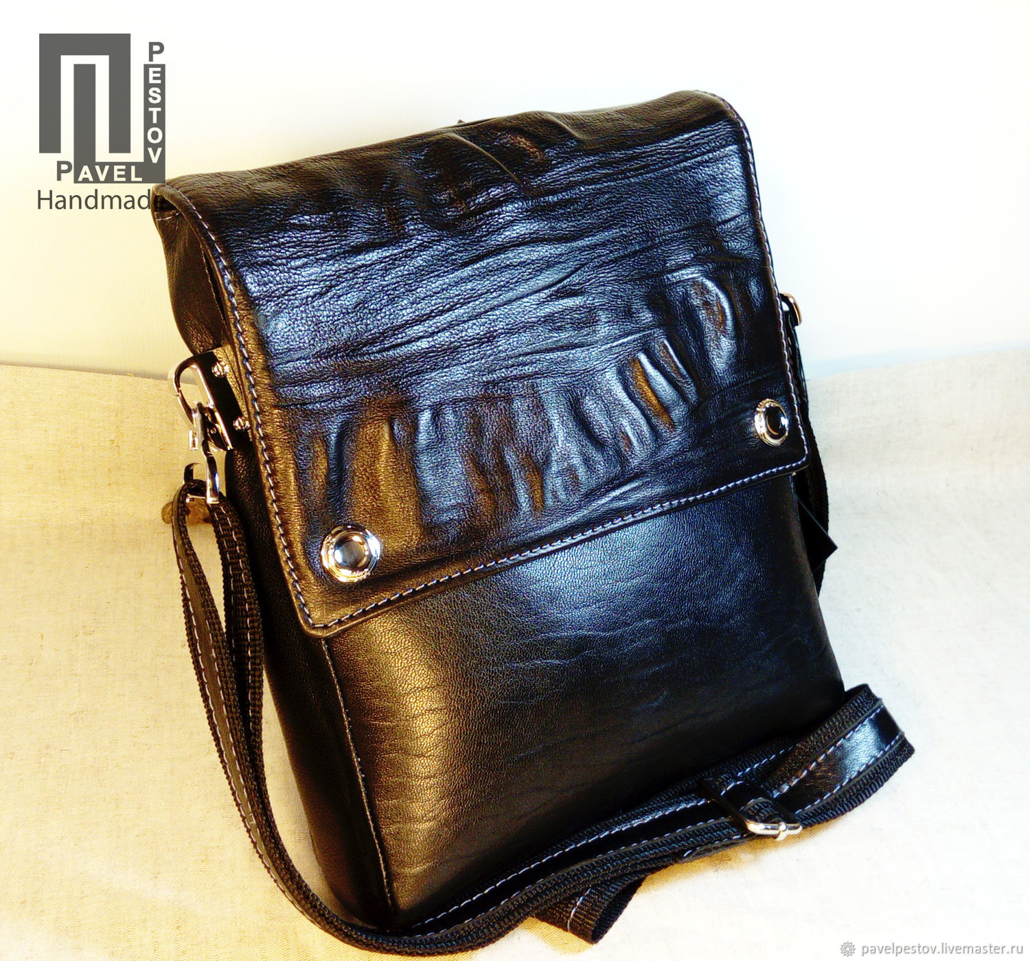 a4f320399a1d Men s Bags handmade. Livemaster - handmade. Buy men s bag (tablet).Handmade  ...