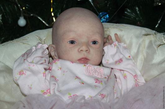Куклы-младенцы и reborn ручной работы. Ярмарка Мастеров - ручная работа. Купить Малышка кукла реборн. Handmade. Комбинированный, куколка