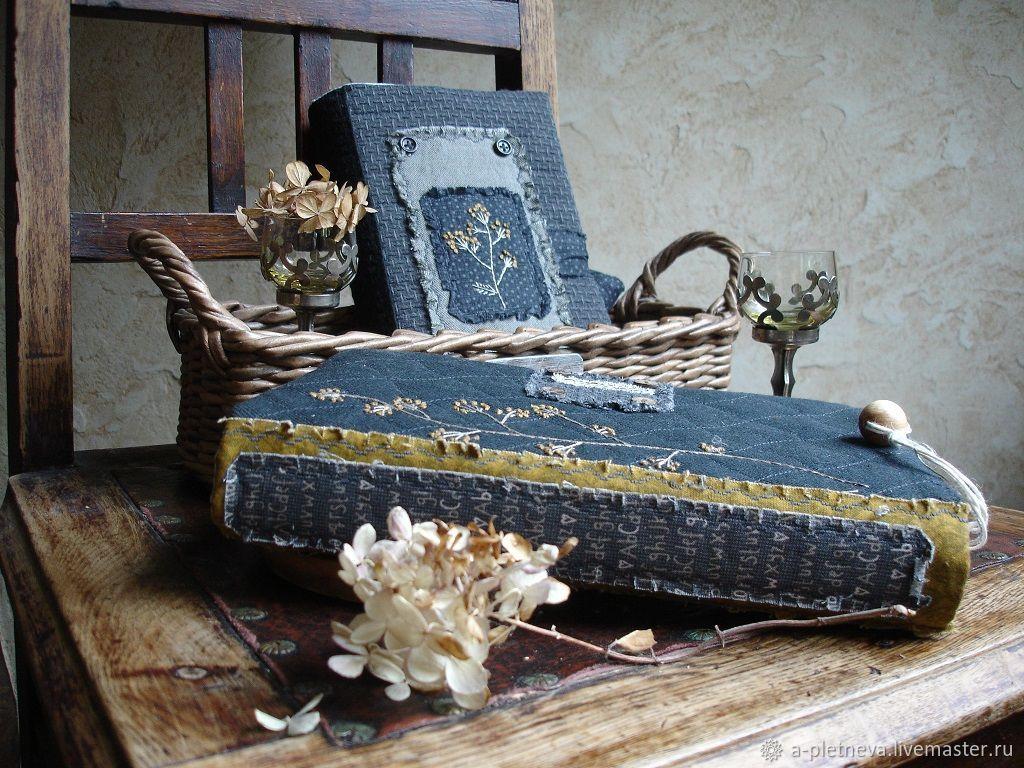 Сухоцветы. Обложки для книг, ежедневников, Обложки, Подольск,  Фото №1