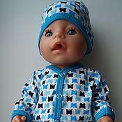 Куклы и игрушки ручной работы. Ярмарка Мастеров - ручная работа Комплект одежды для беби бона (baby born). Handmade.