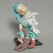 Куклы и игрушки ручной работы. Ярмарка Мастеров - ручная работа Сонное царство. Handmade.