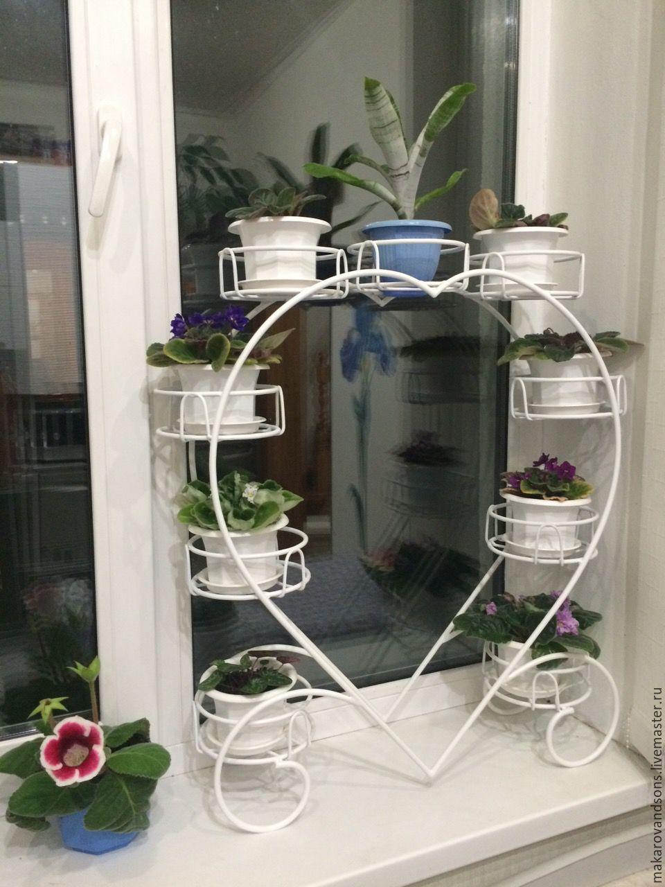 Полка для цветов недорого