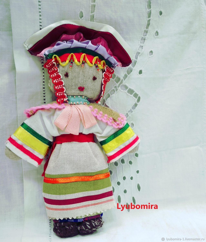 Кукла Мирослава, Народная кукла, Санкт-Петербург,  Фото №1