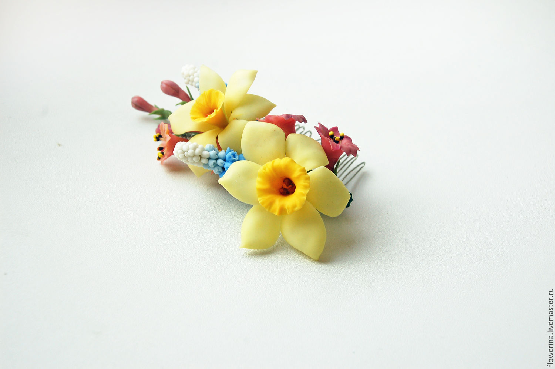 Цветок гребешок желтый
